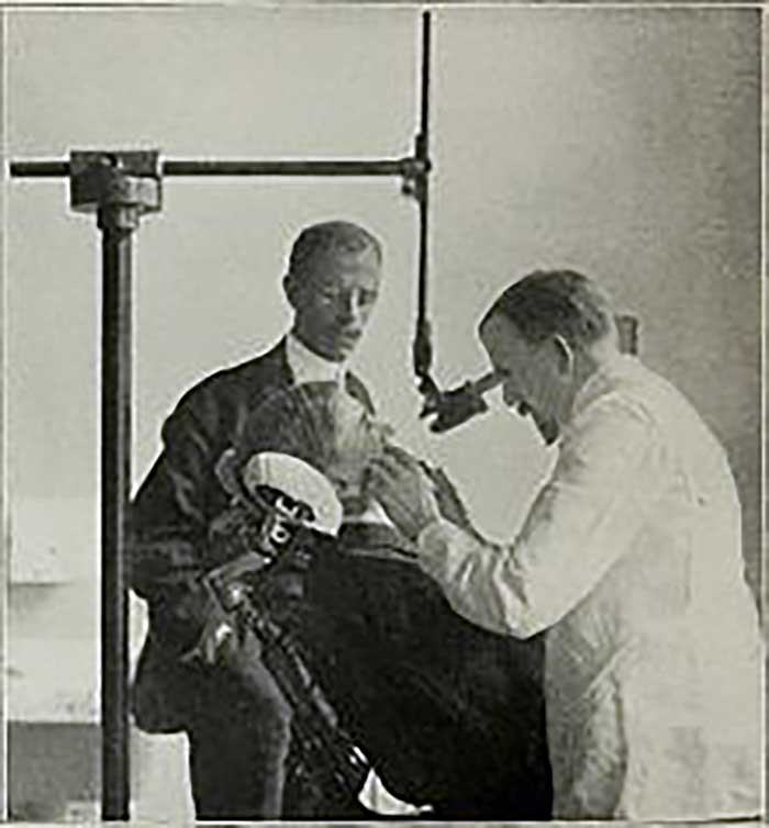 دندانپزشکی قدیمی